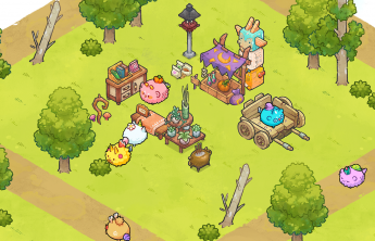 Axie place